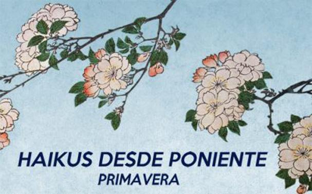 Rama de cerezo con flores
