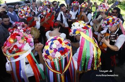 Baile típico de la navidad malagueña