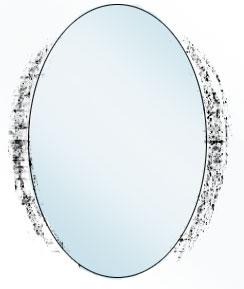 Dibujo de un espejo
