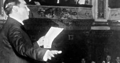 Federico García Lorca en la conferencia