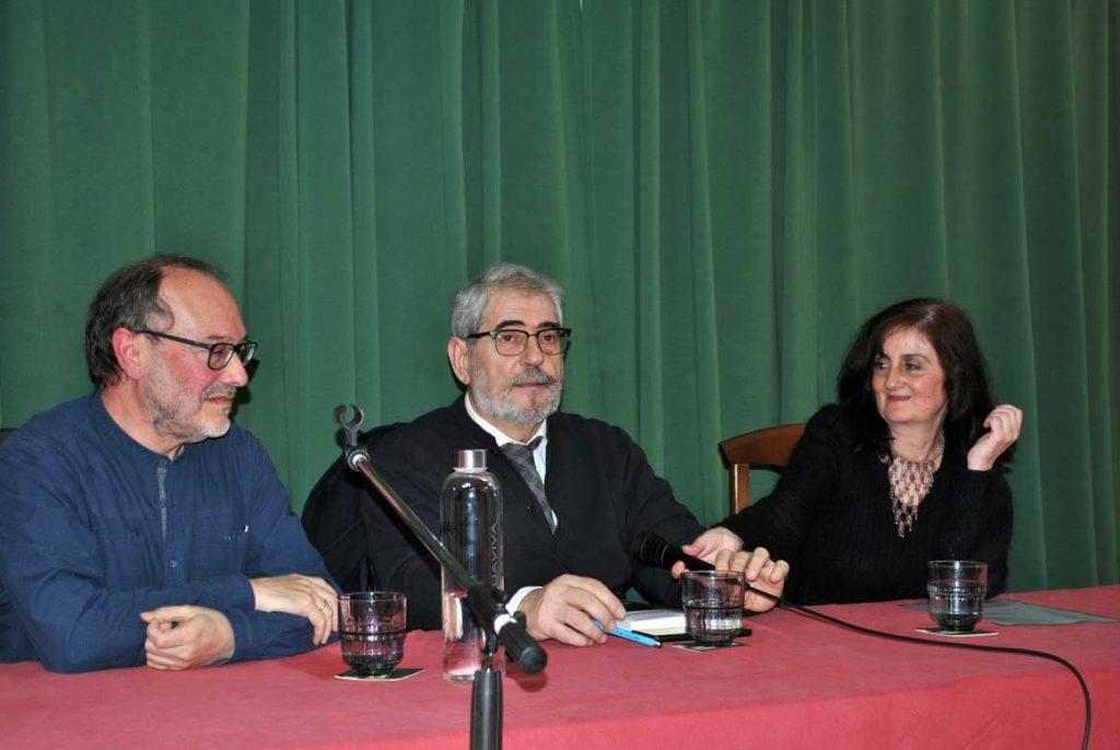 Acto de presentación del libro
