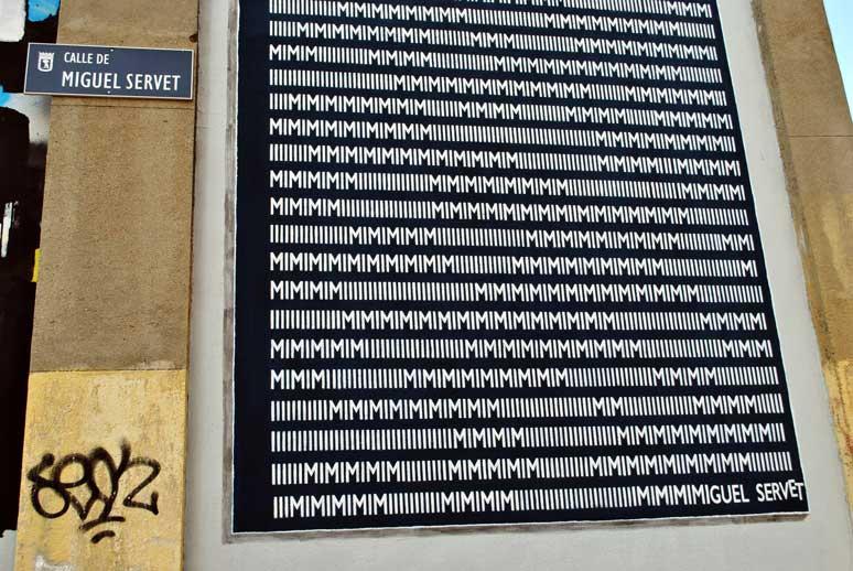 Ampparito muros tabacalera de Madrid