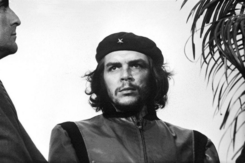 Foto del Che Guevara tomada por Korda