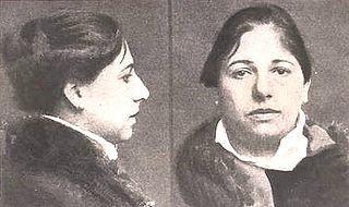 Ficha policial de Mata Hari