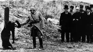 Fusilamiento de Mata Hari