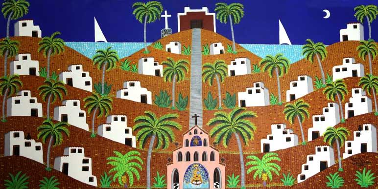 CRISTINA FONOLLOSA – ESPAÑA TITULO: LA LOMA DE LA CRUZ