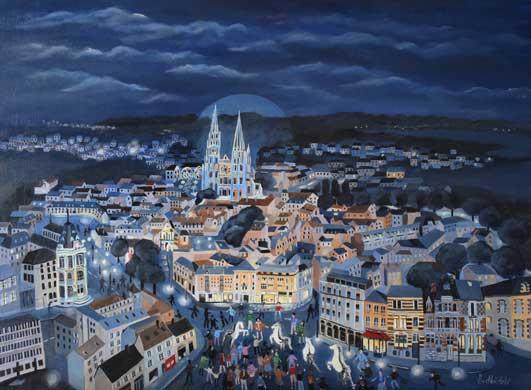 Luces de Chantres – Edith Micheli - Francia