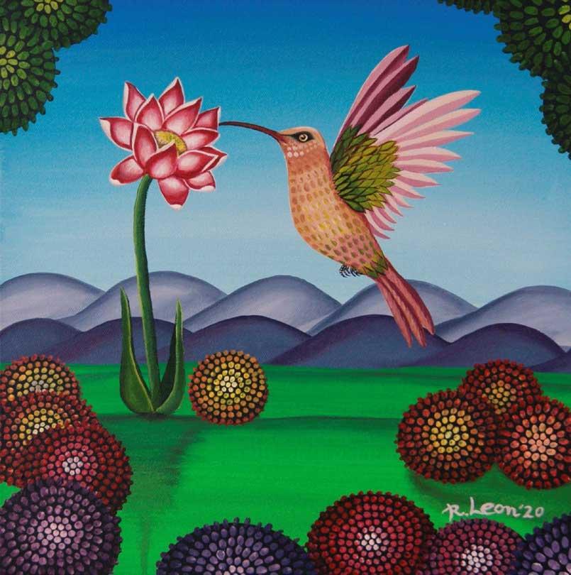 Colibri – Rafael León - Italia