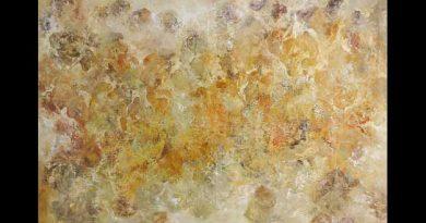 Héctor Villarroel, White Tree, 2009, óleo sobre lienzo, 97 x 130 cm, colección privada Santiago Chile