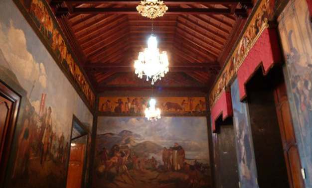 Casa natal Simon Bolivar