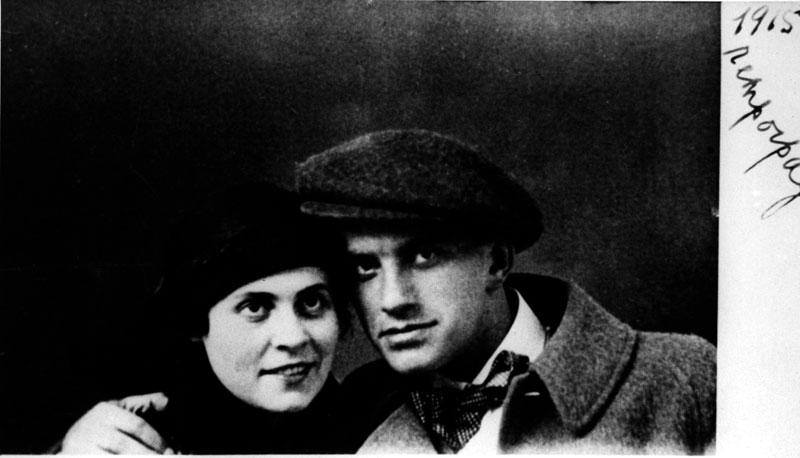 Vladimir y Lilya