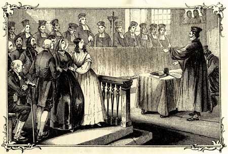 El juicio de Marie
