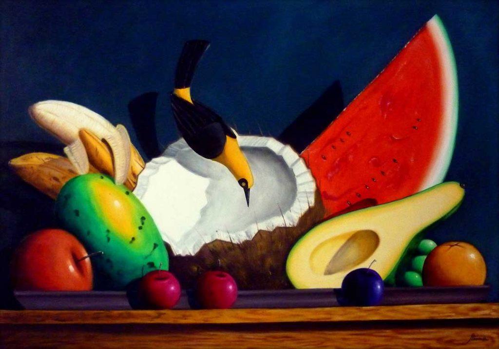 Ensalada de frutas para un toche - ALEJANDRO PINZON – Colombia
