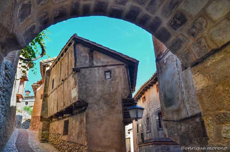 Foto de Albarracín de Enrique Moreno
