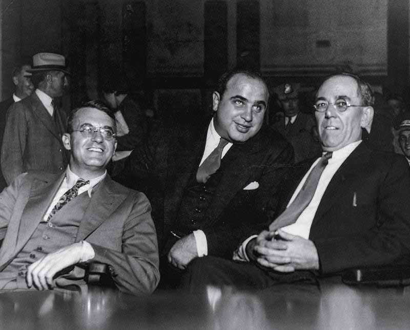 Juicio de Al Capone