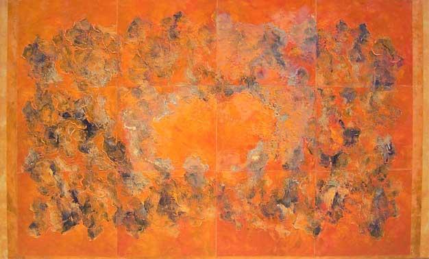 Fragmentación y singularidad en la «pintura» contemporánea