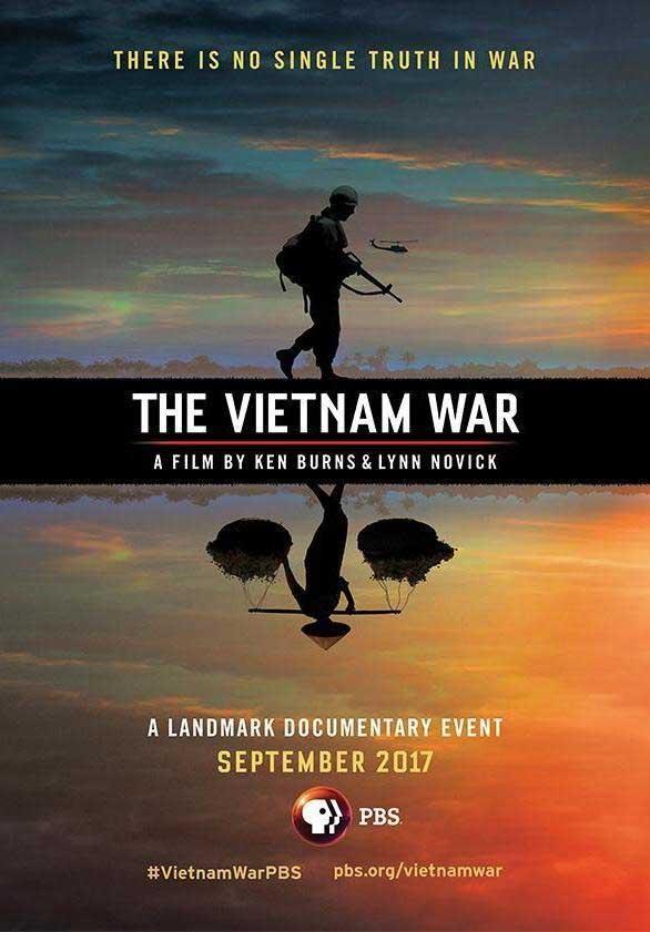 La guerra de Vietman de Ken Burns