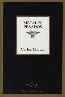 Metales pesados de Carlos Marzal