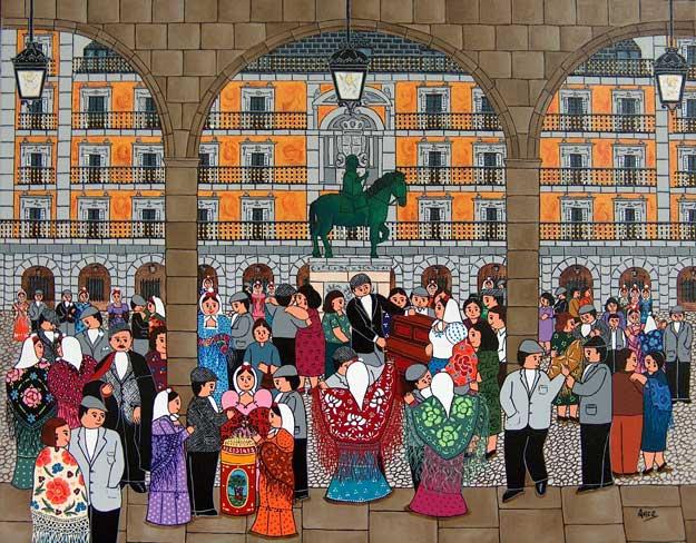 El chotis - MANUEL GÓMEZ ARCE – España