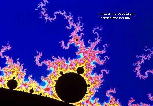 átomos y fractales