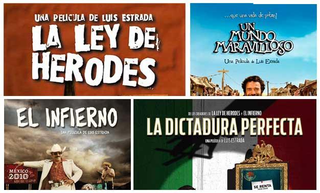 Luis Estrada: Brillante y a la vez divertida denuncia de la corrupción en México