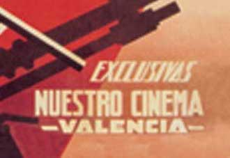 Detalle cartel de Josep Renau