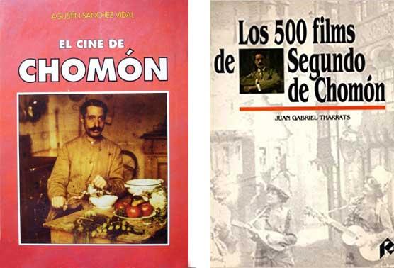 Libros sobre Chomón