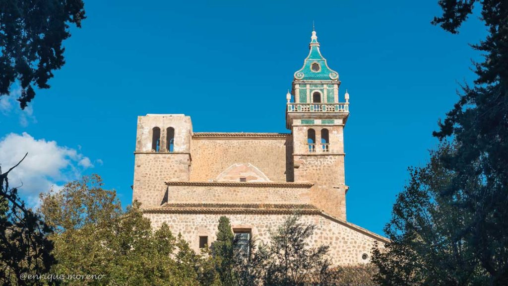 Valldemossa en Mallorca (España)