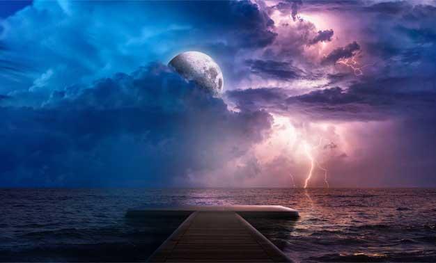Tiempo de lluvia de Carmen Nöel
