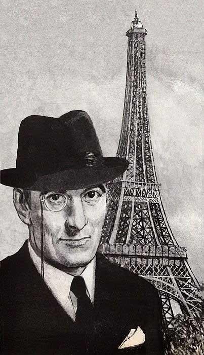Víctor Lusting y la Torre Eiffel