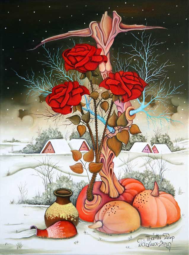 Rosas en la nieve - MARTÍN PAP – Serbia