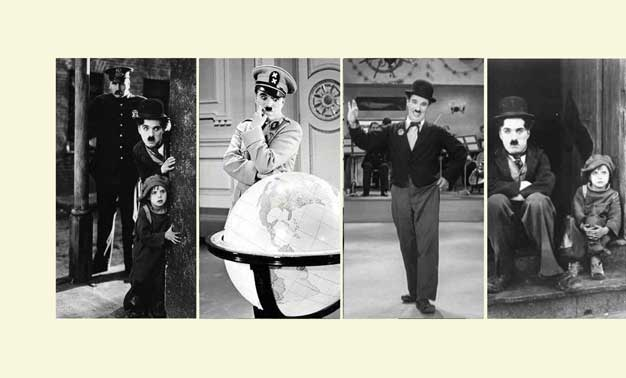 El primer gran maestro: Charles Chaplin (1889-1977)
