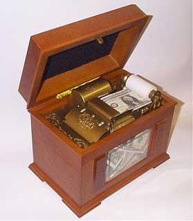 La caja rumana de hacer dinero