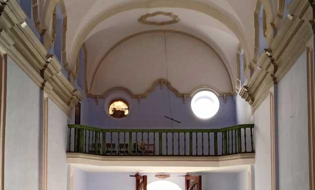 Detalle de una iglesia