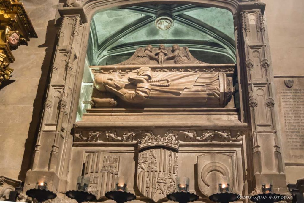 Sepulcro de Ramon Llull