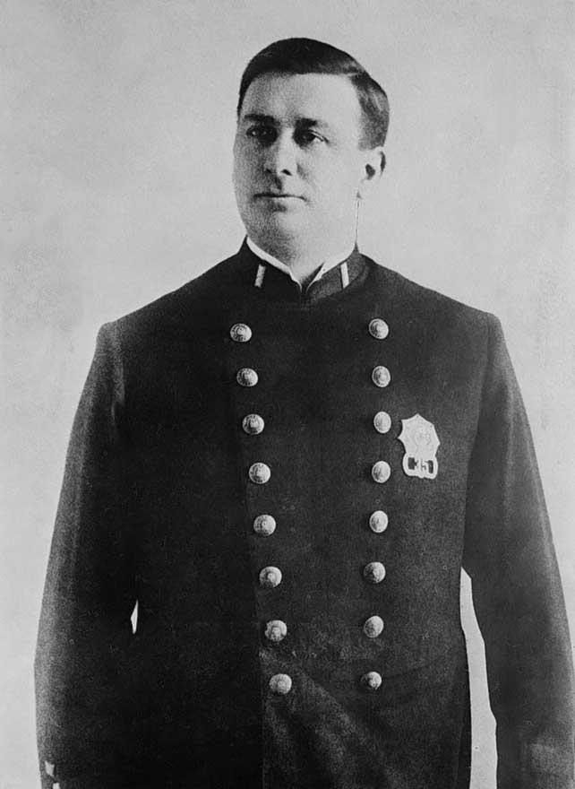 Charles Becker