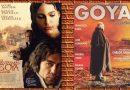 2 carteles de películas sobre Goya