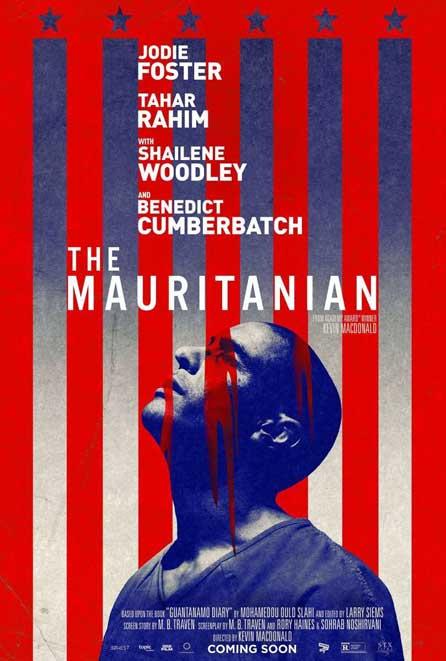 Cartel película Mauritan