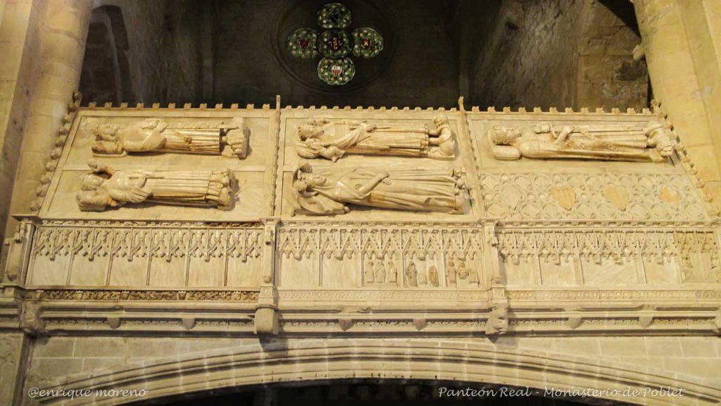 Panteón del Monasterio de Poblet