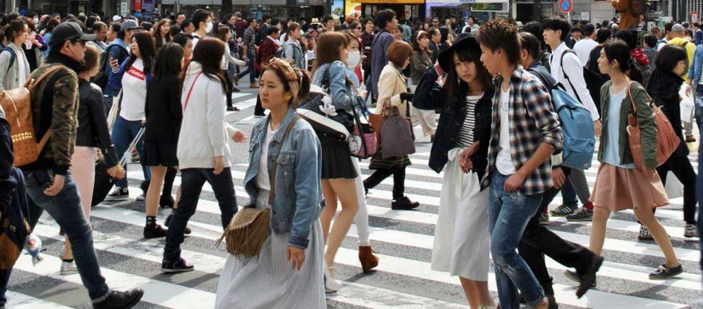 Cruce de Shibuya