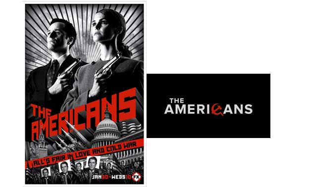 The americans. Serie televisión
