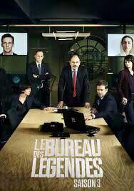 Le bureau des legendes. Serie televisión
