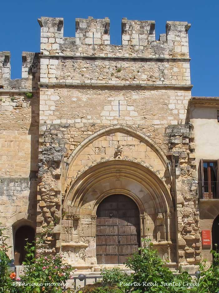 Monasterio de Santa María de Santes Creus