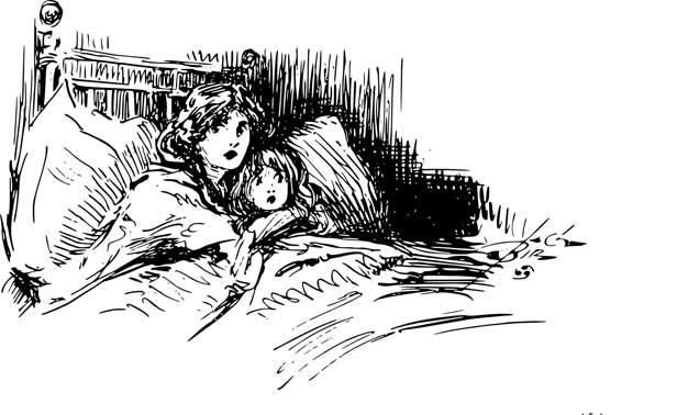 Niños despiertos