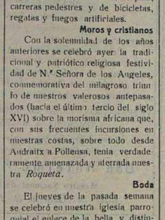 semanario local 'Andraitx'